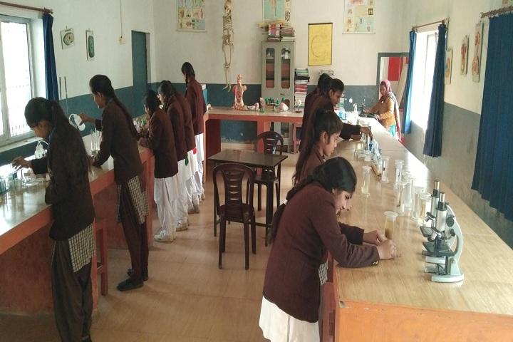 MKD Children Academy - Biology Lab