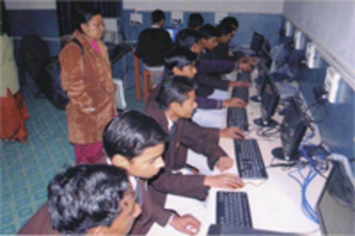 MKD Children Academy - Computer Lab