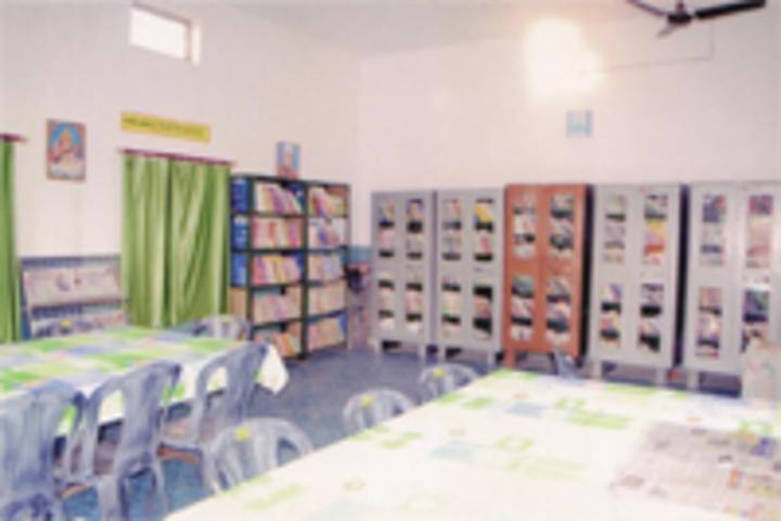 MKD Children Academy - Library