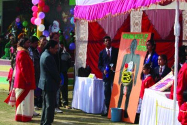 M P S M Grace Convent School-Events