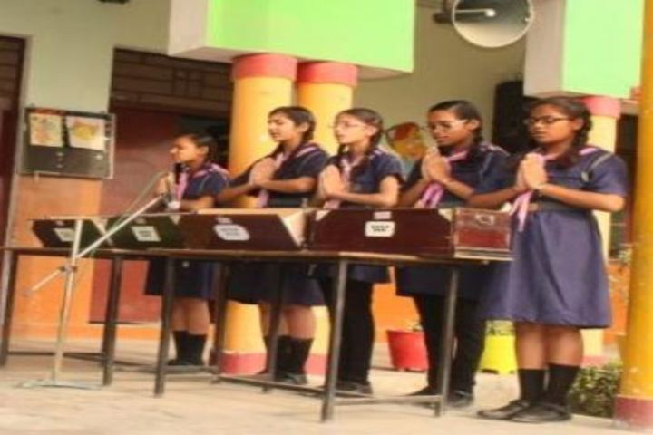M P S M Grace Convent School-Music