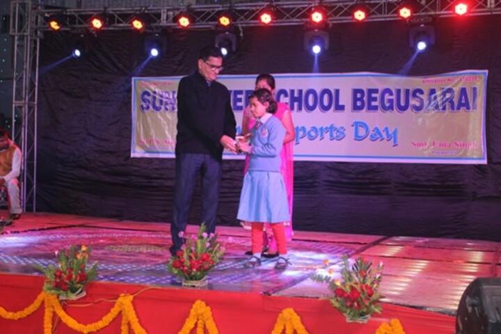 Sunflower School-Achievement