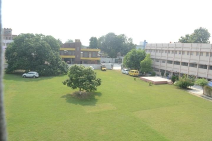 Sunflower School-Campus View