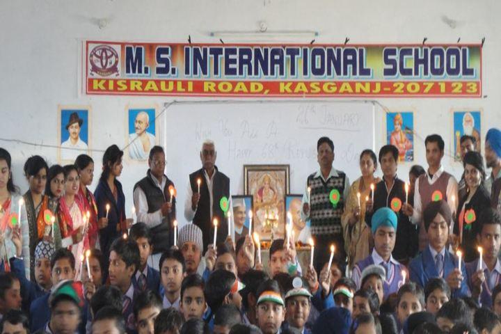 M S International School-Event1