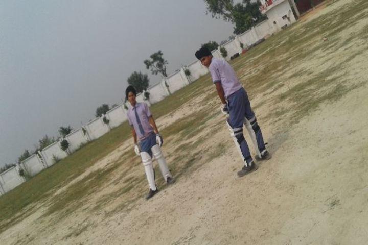 M S International School-Play Ground