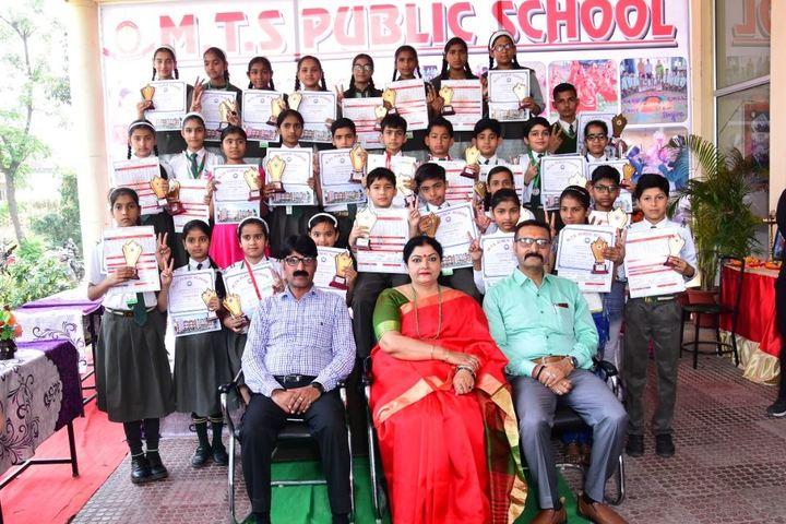 M T S Public School-Awards and Certificates