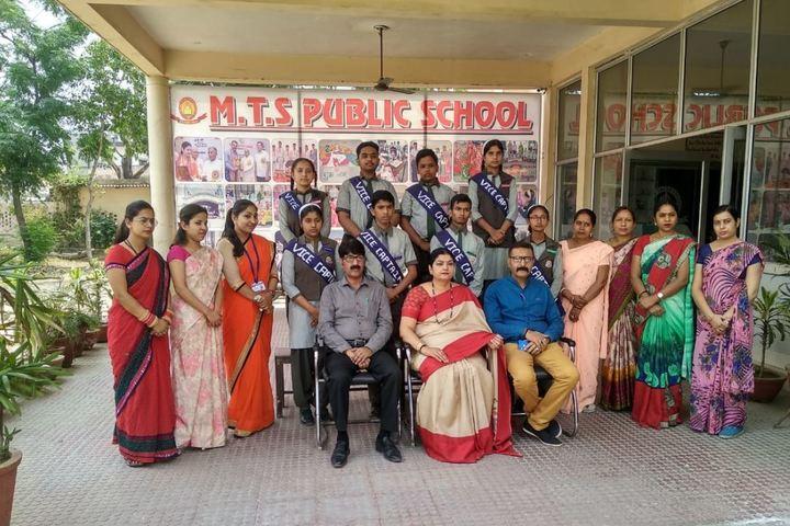M T S Public School-Group Photo