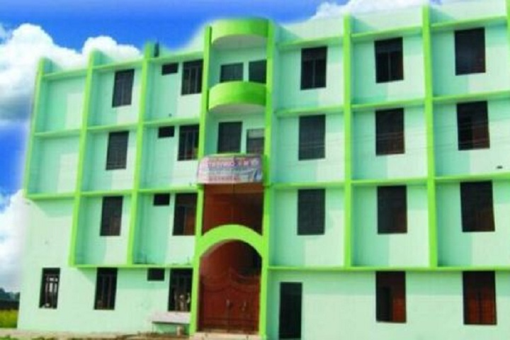 M V Convent School and College-Campus-View