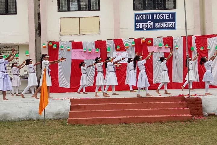 M V Convent School and College-Dance1