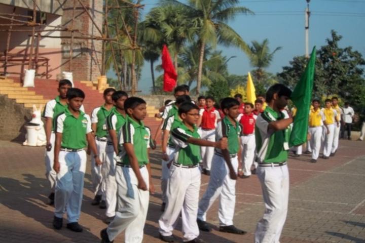 Dr K K R Gowtham International School-Sports Day