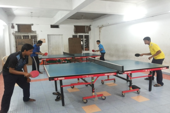 Dr K K R Gowtham International School-Table Tennis Court