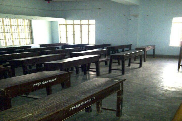 Sunshine Prepratory High School-Classroom