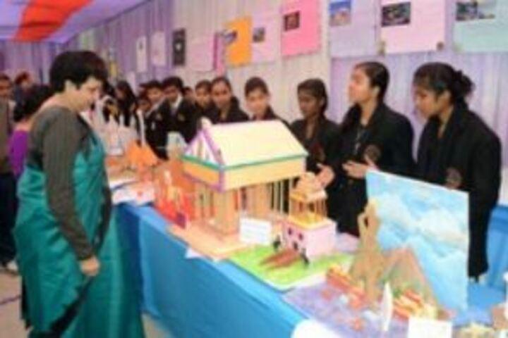 Sunshine Prepratory High School-Exhibition
