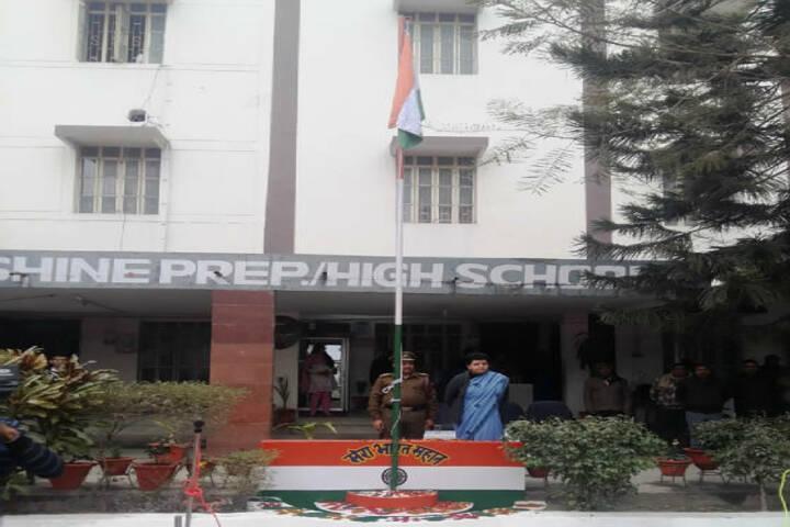 Sunshine Prepratory High School-Republic-Day