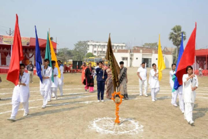 Sunshine Prepratory High School-Sport-Day