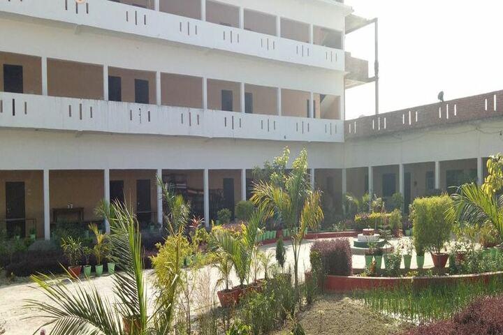 Maa Durgavati Public School-Campus