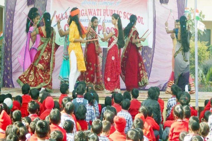 Maa Durgavati Public School-Culturals
