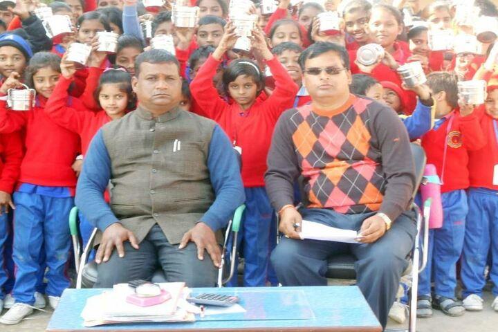Maa Durgavati Public School-Guests