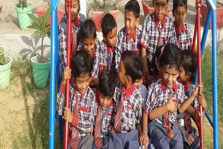 Maa Durgavati Public School-Kindergarten