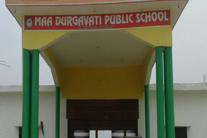 Maa Durgavati Public School-School View