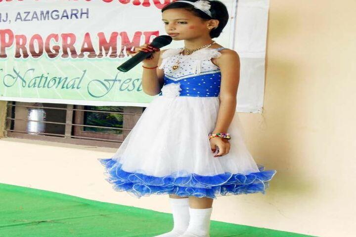 Maa Durgavati Public School-Student Speech