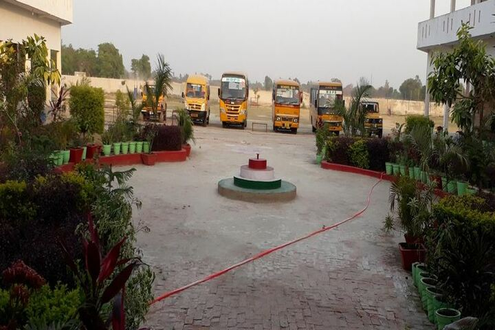 Maa Durgavati Public School-Transport