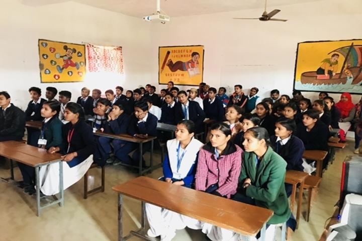 Maa Kaushilya Secondary School-Classroom