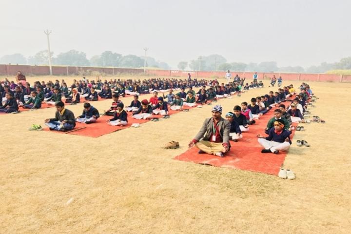 Maa Kaushilya Secondary School-Yoga
