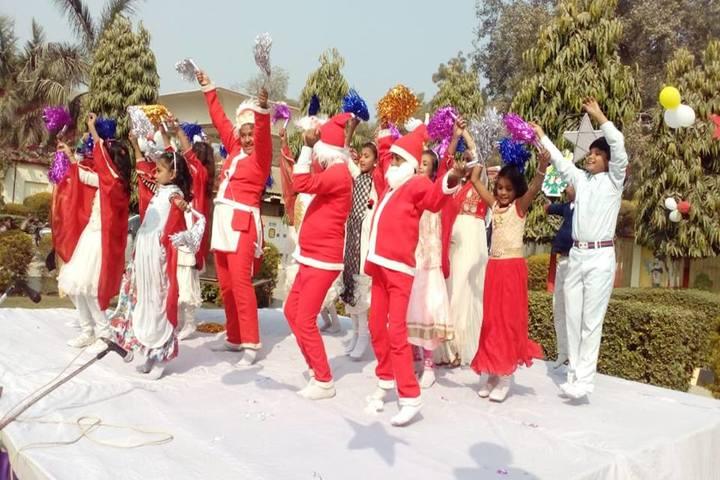 Maa Sharda Public School-Christmas Celebration
