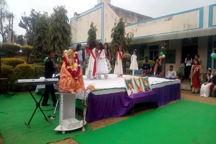 Maa Sharda Public School-Dance