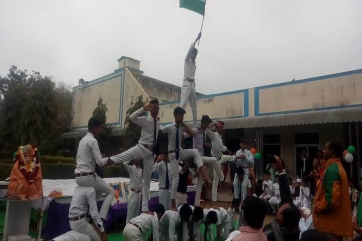 Maa Sharda Public School-Peramit