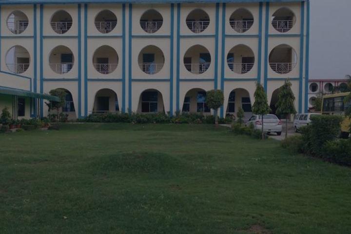 Maa Sharda Public School-Play Ground