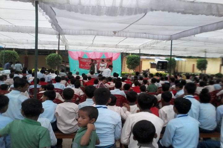 Maa Tripur Sundari Public School-Auditorium