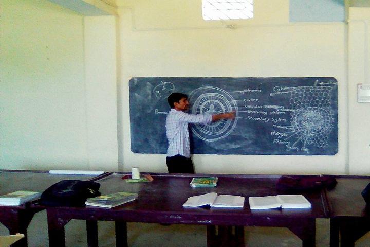 Maa Tripur Sundari Public School-Teaching Room