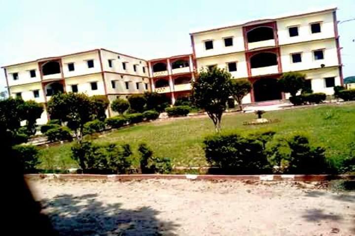 Maa Tripur Sundari Public School-Campus-View