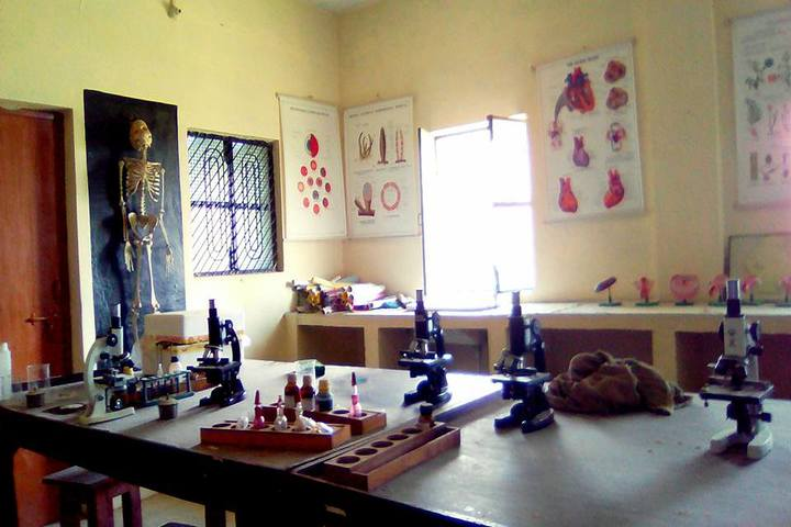 Maa Tripur Sundari Public School-Lab