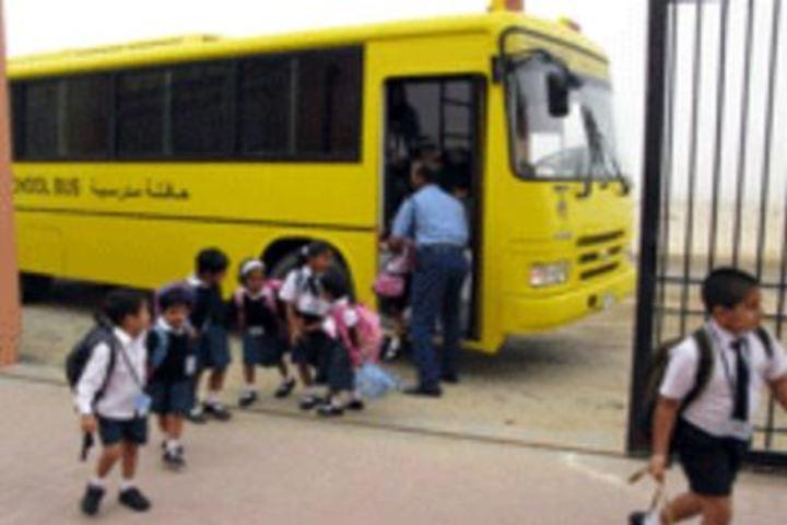 Maa Tripur Sundari Public School-Transport