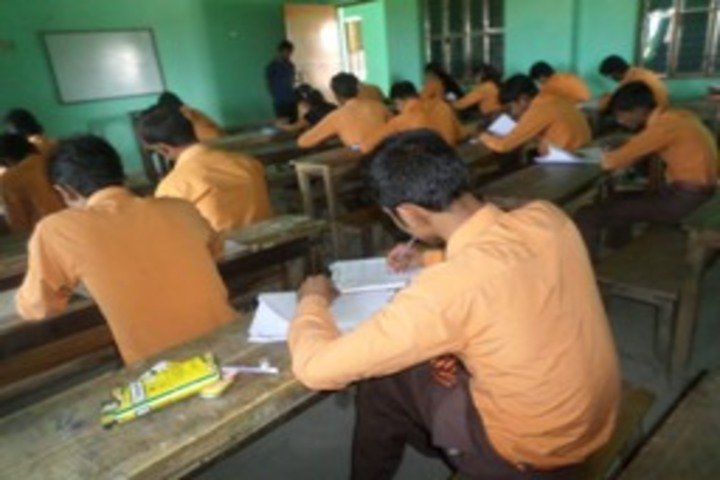Sunshine School-Classroom