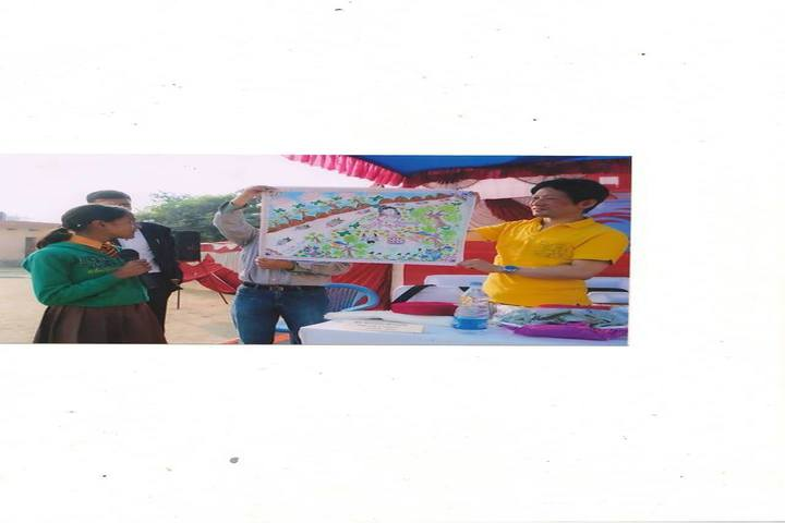 Sunshine School-Drawing Competition