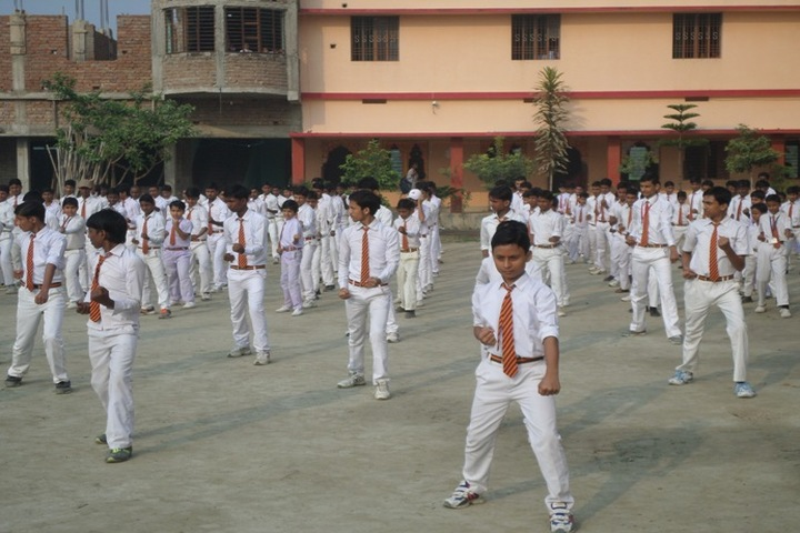 Sunshine School-Karate Activity