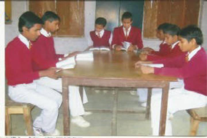 Sunshine School-Library
