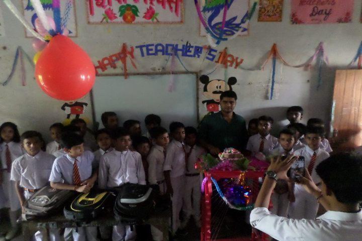 Sunshine School-Teachers Day