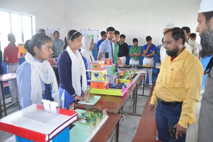Ayesha Public School-Exhibition