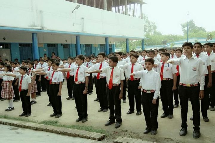 Madhav Rao Scindia Public School-Assembly Ground