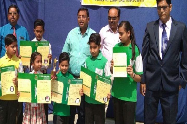 Madhav Rao Scindia Public School-Certification