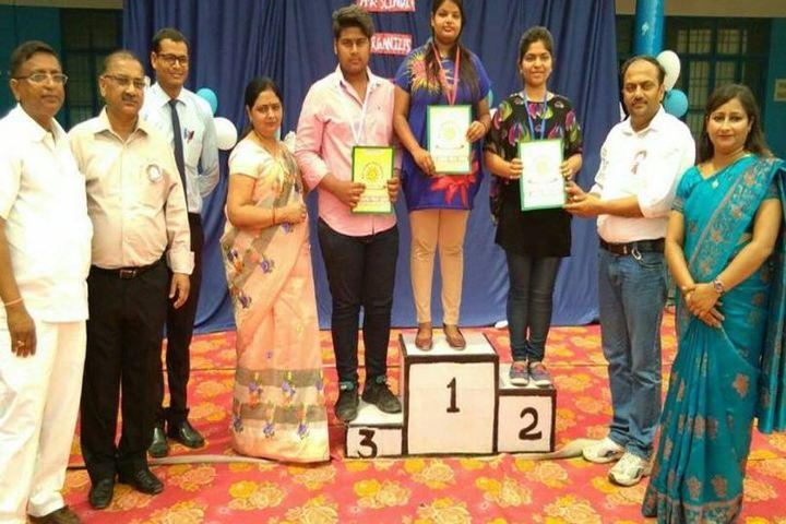 Madhav Rao Scindia Public School-Champions