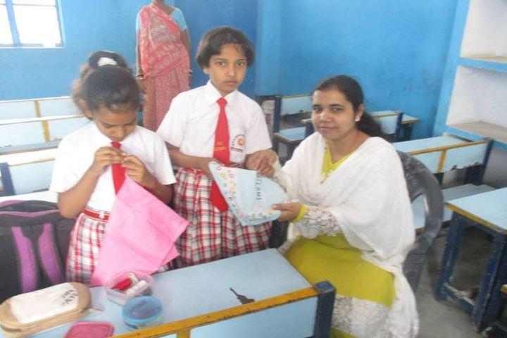Madhav Rao Scindia Public School-Classroom