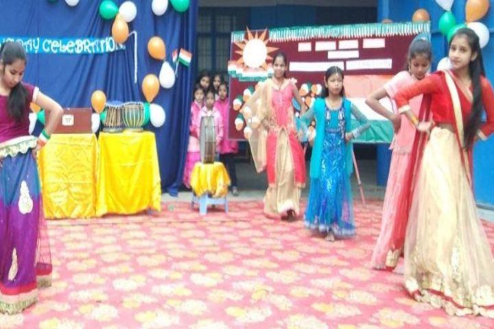 Madhav Rao Scindia Public School-Dance