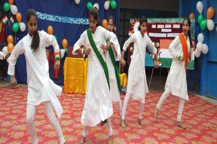 Madhav Rao Scindia Public School-Republic Day Events