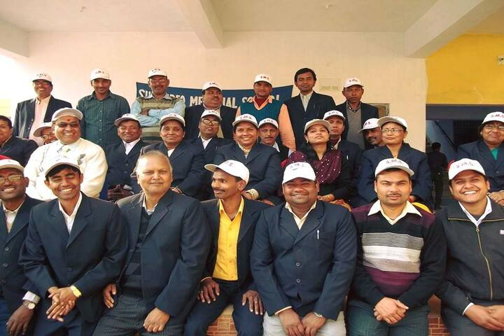 Surajdeo Memorial School-Staff